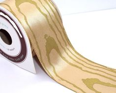 Martha Stewart Wood Grain Ribbon