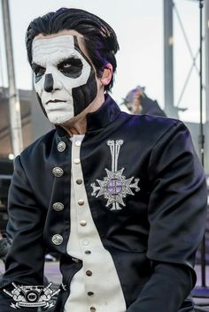 777 Best Papa Emeritus Images Band Ghost Doom Metal Bands Ghost Bc