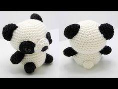 Little Bigfoot Panda Tutorial - YouTube
