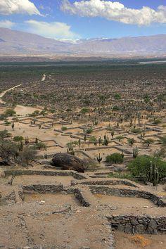 Ruinas de Quilmes, Tucumán, Argentina