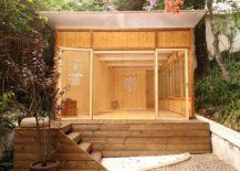 28 Modern Fish Tanks That Inspire Relaxation Modern Fish Tank, Modern Architects, Workspace Design, Backyard, Patio, Green Landscape, Modern Landscaping, Scandinavian Home, Bathroom Colors