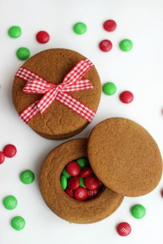 Gingerbread Cookie Boxes – Gluesticks Blog The Beautifully Creative Inspired Link Party #109 (January) - City of Creative Dreams cookie ideas | cookie recipes