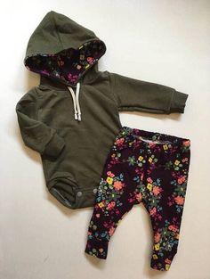 boho baby, boho kids, olive baby clothes #BabyClothing