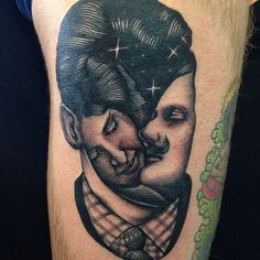 Tatuagens artísticas de Pietro Sedda