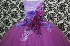 Items similar to Purple pearl flower girl tutu dress, purple tutu dress, flower girl dress on Etsy Purple Tutu Dress, Baby Tutu Dresses, Pageant Dresses, Flower Dresses, Girls Dresses, Purple Flower Girls, Flower Girl Tutu, Kids Frocks Design, Diy Tutu