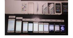 iphone generations in order - Google Search