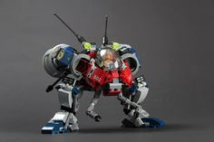 Don't Step On the LEGOs — pimpmybricks: TwinBee by rongYIREN...
