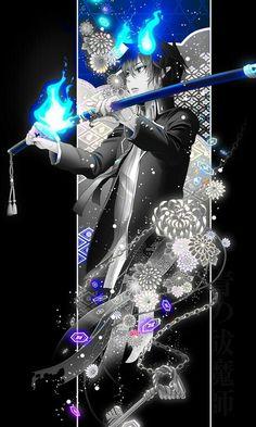 Ao no Exorcist❤ Rin Okumura Rin Okumura, Blue Exorcist Anime, Ao No Exorcist, Fanart Manga, Manga Anime, Anime Demon, Fanarts Anime, Anime Characters, The Garden Of Words