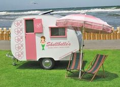 Vintage Trailer as a business! I wanna do it!