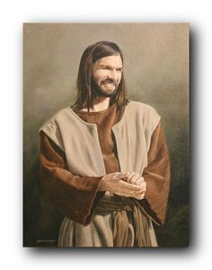 FREE Christian eCards to Send to Your Friends and Family - Joy Of The Lord - Liz Lemon Swindle Jesus Laughing, Jesus Smiling, Christian Ecards, Liz Lemon Swindle, Miracles From Heaven, Lds Art, Jesus Painting, Joy Of The Lord, In Christ Alone