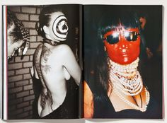 "V Magazine issue 22 ""The Tribes of Mario Testino"" 2003"