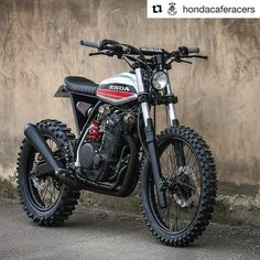 @hondacaferacers  #thefrenchtracker