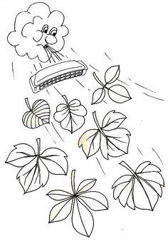 Podzim hraje na harmoniku