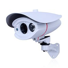 ANRAN 1200TVL SONY IMX138 CMOS Sensor High Resolution Array 1 IR Long Range Color Day Night Vision Infrared Security Waterproof Outdoor Surveillance CCTV Camera