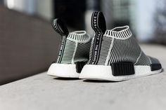 new concept b4284 ee88a NMD after NMD, Adidas is introducing the third iteration of the Nomad runner  with the upcoming Adidas NMD City Sock. A blend of the first NMD and the