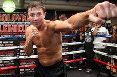 "Gennady ""GGG"" Golovkin - Öffentliches Training im Wild Card West Boxing Gym in Santa Monica"