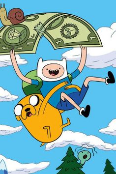 Customize your iPhone 5 with this high definition Finn and Jake Flying wallpaper from HD Phone Wallpapers! Beach Wallpaper, Cartoon Wallpaper, Mobile Wallpaper, Adventure Time Iphone Wallpaper, Mordecai Y Rigby, Fin And Jake, Jake Adventure Time, Princess Adventure, Moving Wallpapers