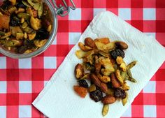 Coconut, Curry & Lime Snack Mix recipe from Food52