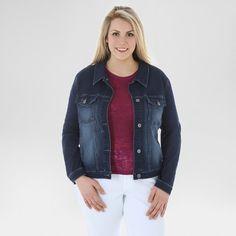 3cb8dfaf3d1 Expect More. Pay Less. Women s Plus Size JeansDenim CraftsBlue Jean  JacketPlus ...