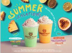 Food Graphic Design, Food Poster Design, Menu Design, Cafe Design, Food Design, Flyer Design, Drink Menu, Food And Drink, Ice Cream Design