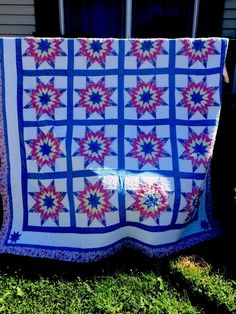 Arch Quilts Star Pattern