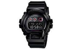 "Casio G-Shock Lovers Collection DW-6900 ""Blackberry."""