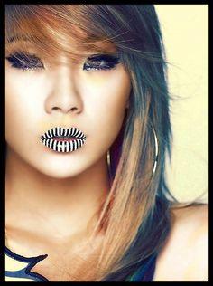 ELESSANDRO ALTERNATIVO: CL DO 2NE1 É A CANTORA MAIS INFLUENTE DA MUSICA PO...