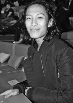 Alexander Wang -    American fashion designer and the former creative director of Balenciaga. At age 18, he moved to New York City to attend Parsons School of Design.
