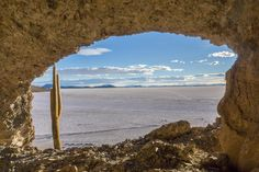 Window Into The Salt Flats - Bolivia [OC] (4520x3014) - Posted by: nchoover