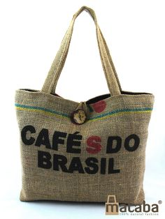 Mataba handmade burlap bag. Shop on-line: http://mataba.com.pl/