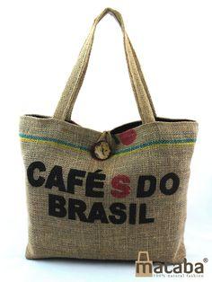 Mataba handmade burlap bag. Shop on-line: http://mataba.com.pl/