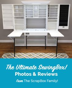 What people are saying about The Ultimate SewingBox