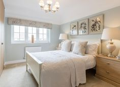 The Cambridge Redrow Ideas For The House Bedroom Fancy Bedroom, Home Bedroom, Master Bedroom, Cool Teen Bedrooms, Guest Bedrooms, Redrow Homes, Bedroom With Sitting Area, Small Lounge, Luxury Rooms