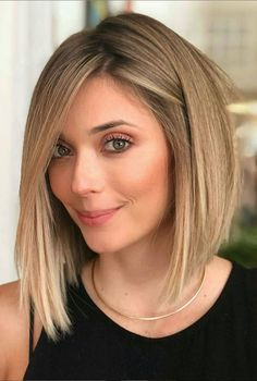 Inverted Bob Hairstyles, Bob Hairstyles For Fine Hair, Medium Bob Hairstyles, Hairstyles Videos, Celebrity Hairstyles, Hairstyle Short, Anime Hairstyles, Wedding Hairstyles, Bobs For Fine Hair
