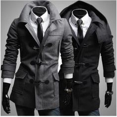 cloak jacket men - Google Search