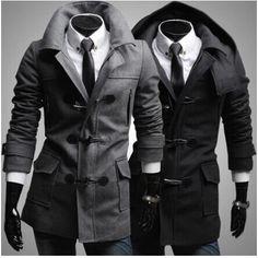 cloak jacket men - Google Search