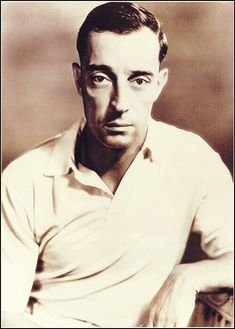 """an-unconventional-lady: """" """"I can still say that Buster Keaton was the kindest, gentlest man I have ever known. Everybody who knew him loved him, and I suppose that somewhere along the line I just..."""