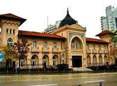 Ankara Palas Konukevi-Year built: 1927-Architects: Mimar Kemalettin&Vedat Tek-Ankara-Turkiye