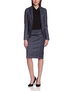 More & More Blazer Donna (Blu Scuro)