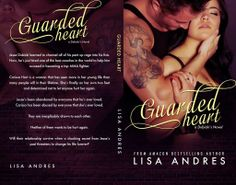 Guarded Heart with cover model Jenessa!  cover and photography by Regina Wamba MaeIDesign.com