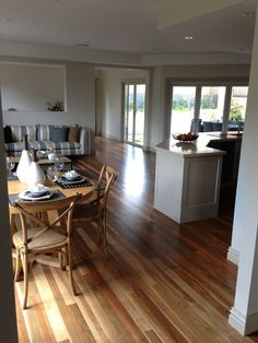 Are there health benefits to having a solid timber floor? Answer – Absolutely, in fact natural timber has been proven to contribute to wellbeing.