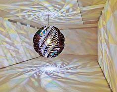 Olafur Eliasson - Lamp for urban movement, 2011
