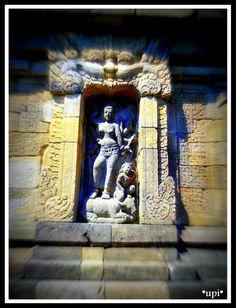 Vishnu in Sambisari Temple