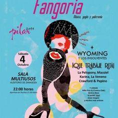 Maripili Fest   Pilares 2014