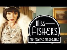 Miss Fisher rejtélyes esetei 02x02 HD Fisher, Melbourne, Jazz, Youtube, Jazz Music, Youtubers, Youtube Movies