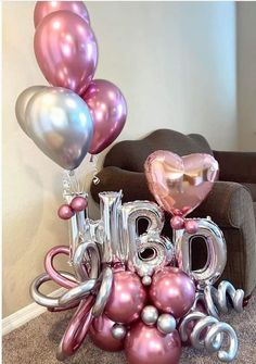 Balloon Box, Balloon Gift, Balloon Garland, Balloon Arrangements, Balloon Centerpieces, Happy Birthday Ballons, Balloon Bouquet Delivery, Balloons And More, Birthday Balloon Decorations