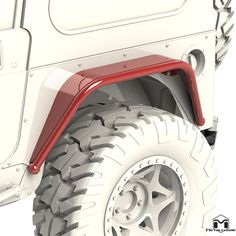 Rear Flare Mounting Base Plate, TJ for Jeep Wranglers with Low Center of Gravity Builds allowing larger tires on a lower lift. Base plate mounts MetalCloak Quick Release rear Jeep Flares and Rub Rail. Jeep Mods, Jeep Tj, Jeep Truck, Jeep Wrangler Tj, Wrangler Unlimited, Jeep Rubicon, Jeep Fenders, Ss Bolts, Jeep Accessories