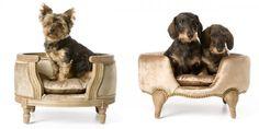 Camas de luxo para cães