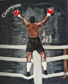 боксеры картинки красками какие вам