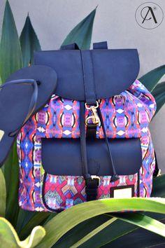 As mochilas da Bem A